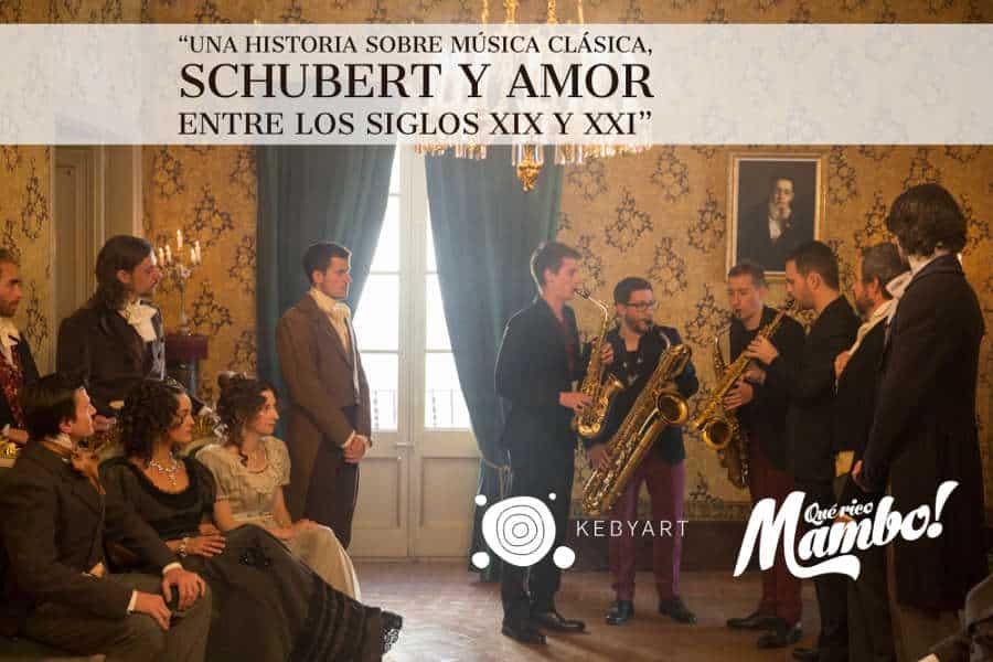 Kebyart Ensemble presenta su primer videoclip: Schubertiade
