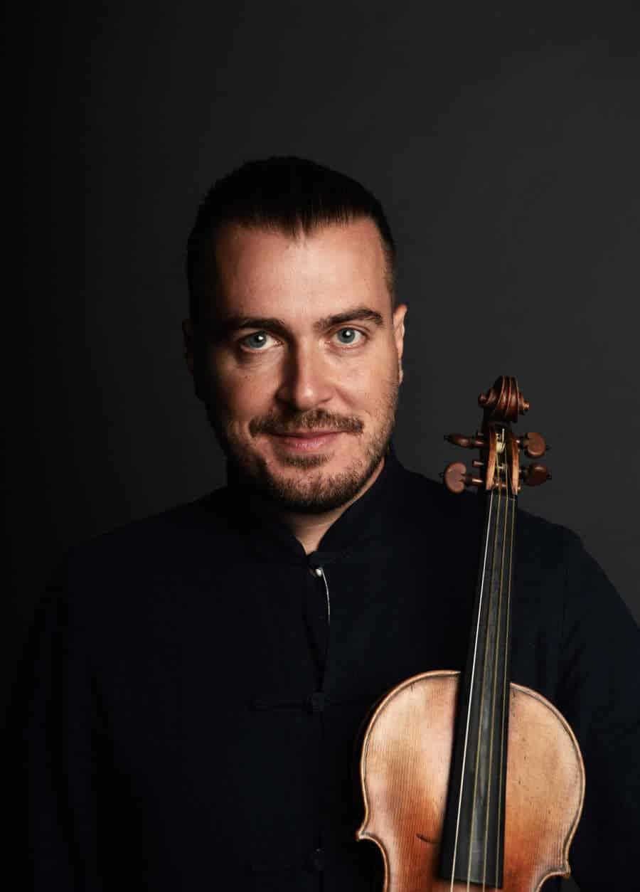 La OEX y Dmitry Sinkovsky proponen un programa de música del sXVIII
