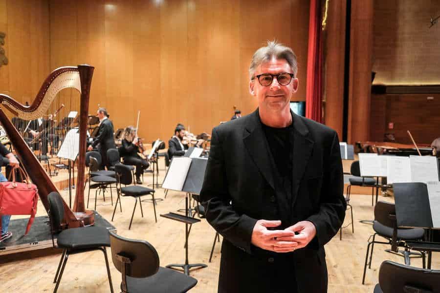 La Real Filharmonia de Galicia interpreta obras de Part, Britten y Weill