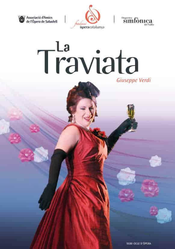 La Traviata de Verdi en la temporada de ópera de Sabadell