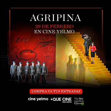 Agripina - Cines Yelmo 29 febrero