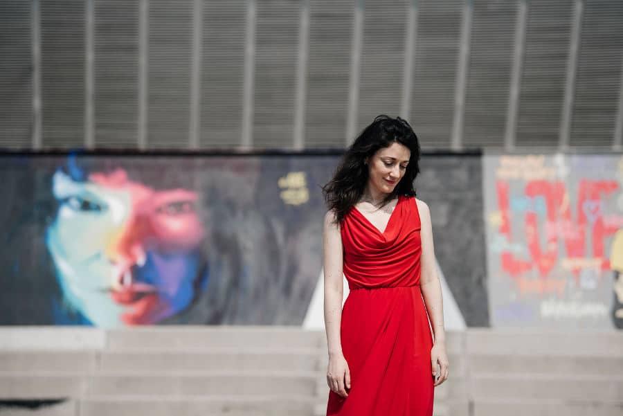 Noelia Rodiles presenta su nuevo álbum 'The Butterfly Effect'