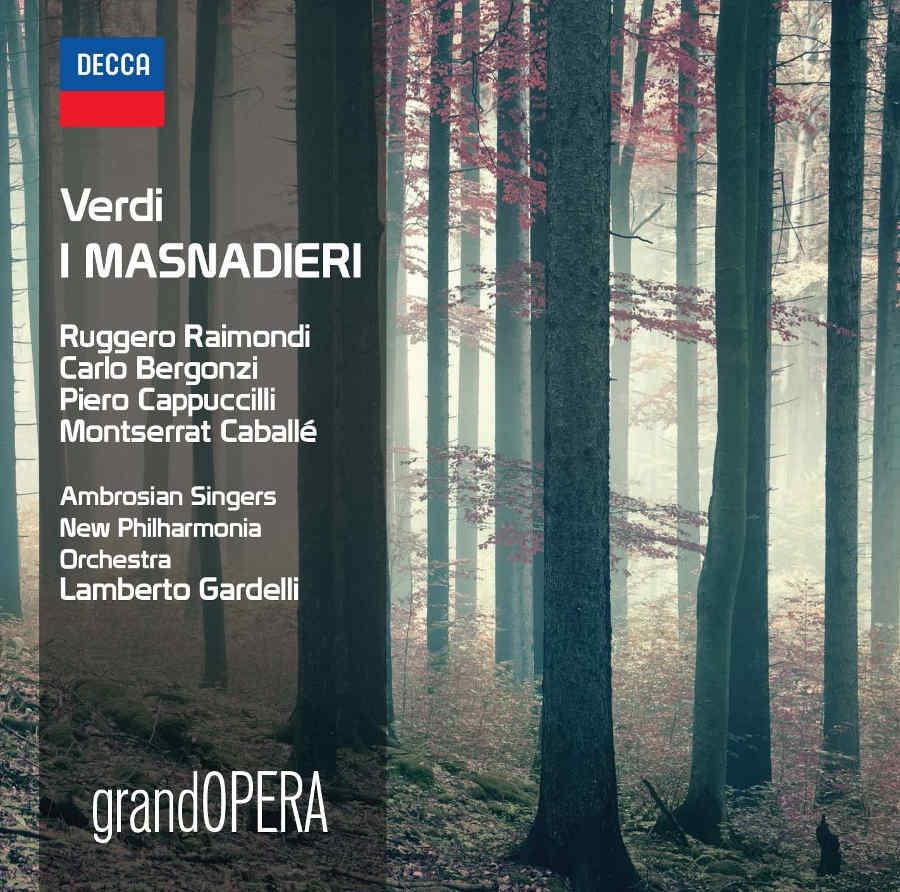 I masnadieri de Verdi