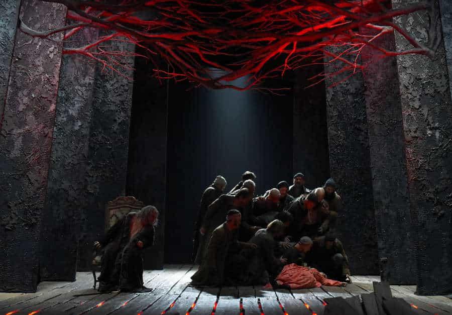 DOBLE 2. I masnadieri, Teatro di Busseto