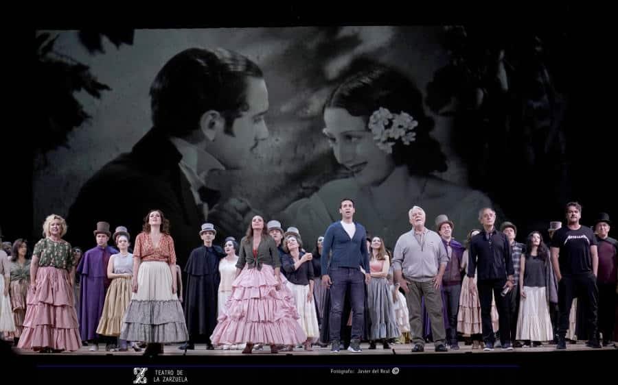 Tres producciones de La Zarzuela optan a ser nominadas al Premio Max