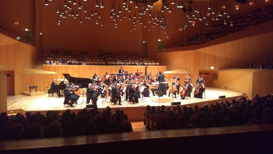 Exitoso concierto de presentación de la Orquesta Clásica de España