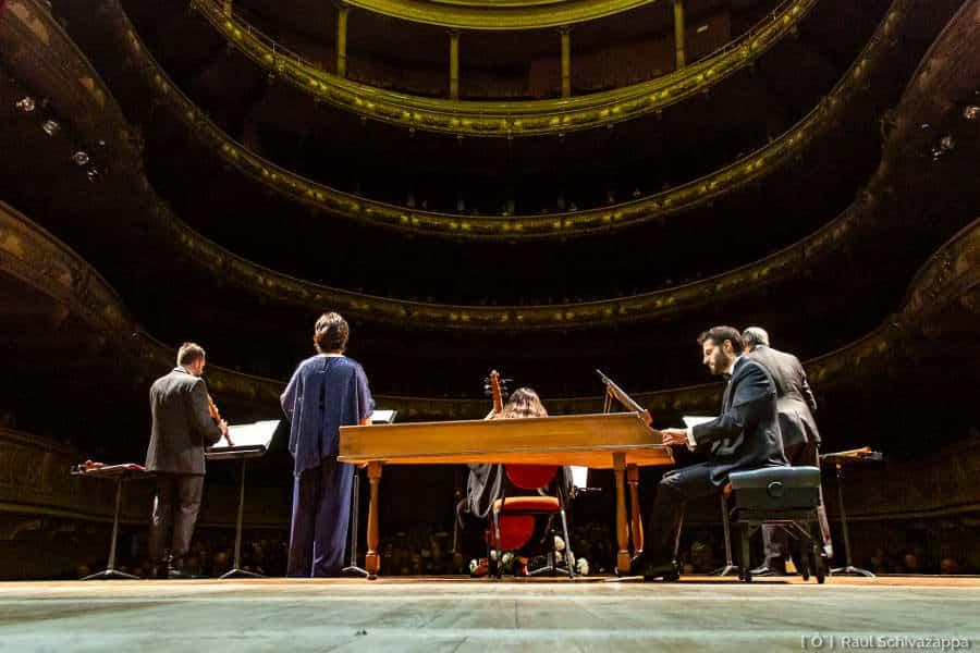 Teatro Coliseo, Buenos Aires © Enrico Fantoni