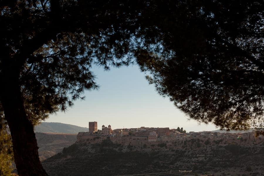 Vista de Aledo, en Sierra Espuña (Región de Murcia) © Early Music Project