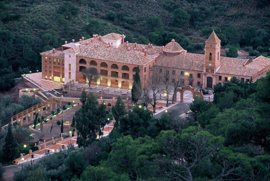 Santuario de la Santa de Totana, en Sierra Espuña © Patronato de la Santa de Totana