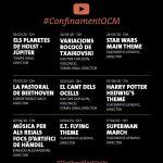 Camera Musicae estrena nuevos vídeos en su canal de YouTube