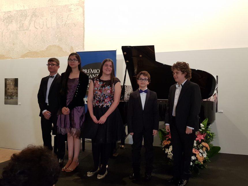 Convocatoria 24 Premio Infantil de Piano Santa Cecilia-Premio Hazen