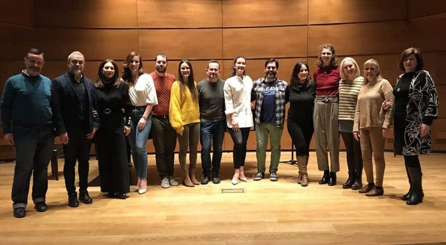 Curso y concierto de clausura Giulio Zappa - Granada