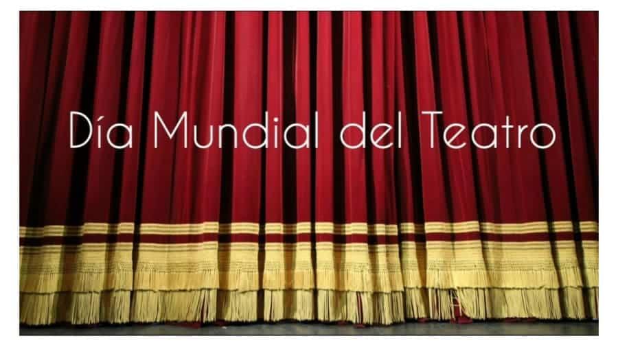 DÍA MUNDIAL DEL TEATRO - EL TEATRO DE LA ZARZUELA EN CASA