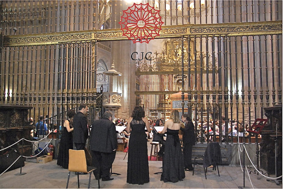 El concierto inaugural de la Semana Sacra de Segovia se traslada a la festividad San Frutos