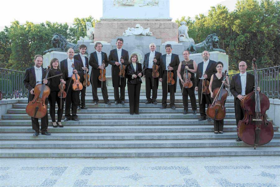 Orquesta de Cámara Villa de Madrid