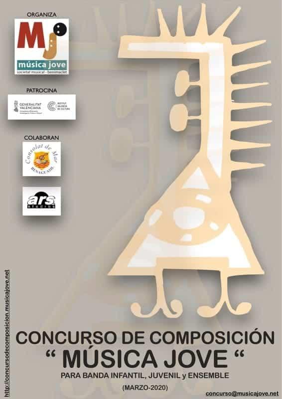Ganadores VII Concurso Internacional de Composición Música Joven