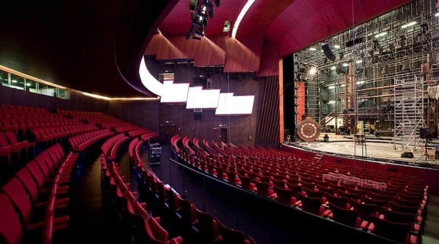 La Comunidad de Madrid cierra los Teatros del Canal, el Teatro Auditorio Escorial y el Centro Coreográfico Canal