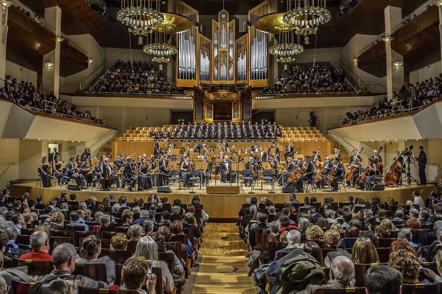 La Orquesta y Coro RTVE homenajea a las víctimas del terrorismo