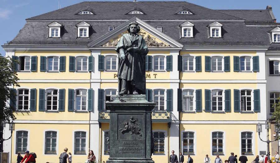 Principales atractivos culturales del 250 aniversario de Beethoven en Alemania