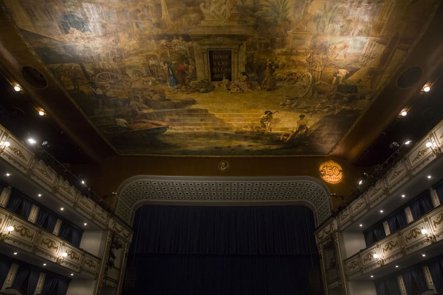 Suspensión programación del Teatro Cervantes hasta el 16 de mayo