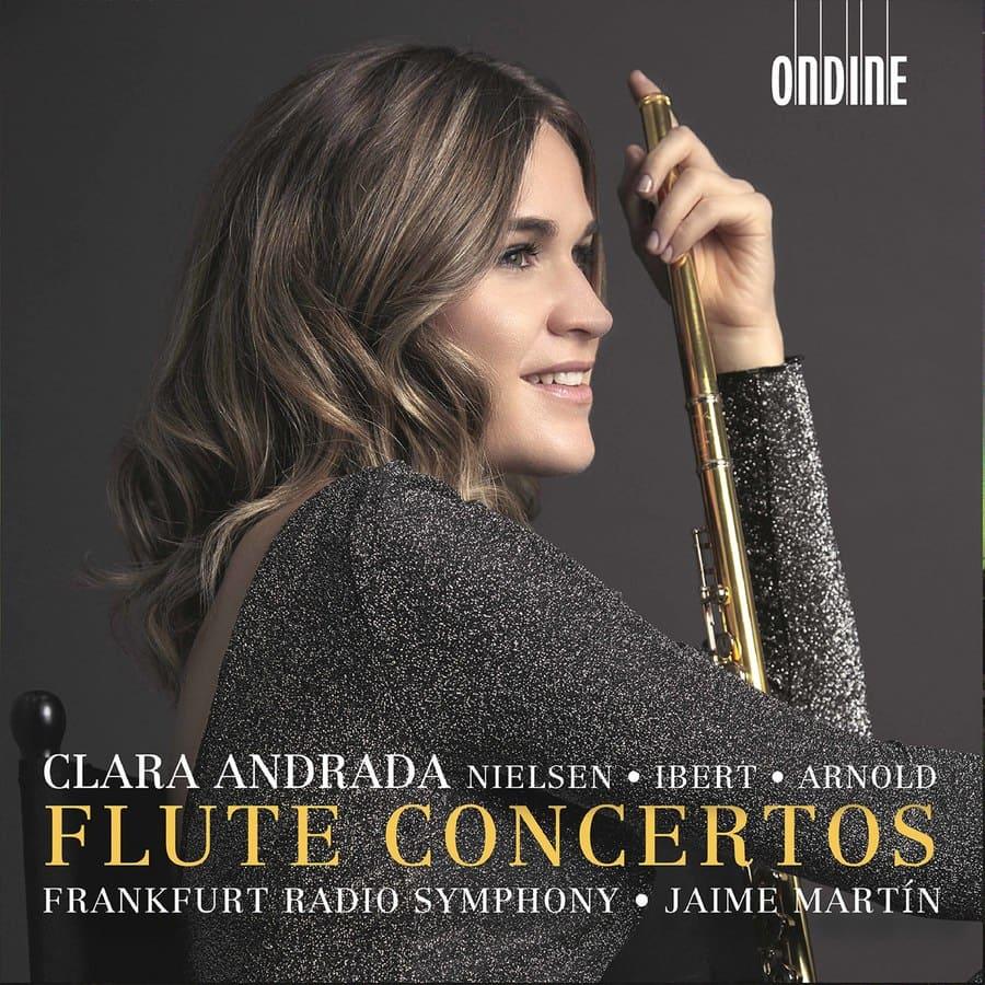 Nielsen · Ibert · Arnold: Flute Concertos