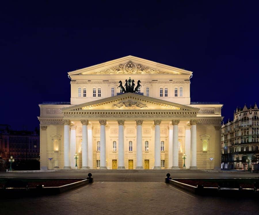 Teatro Bolshói de Moscú