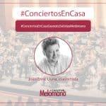 ConciertosEnCasa con el clarinetista Joan Enric Lluna(1)