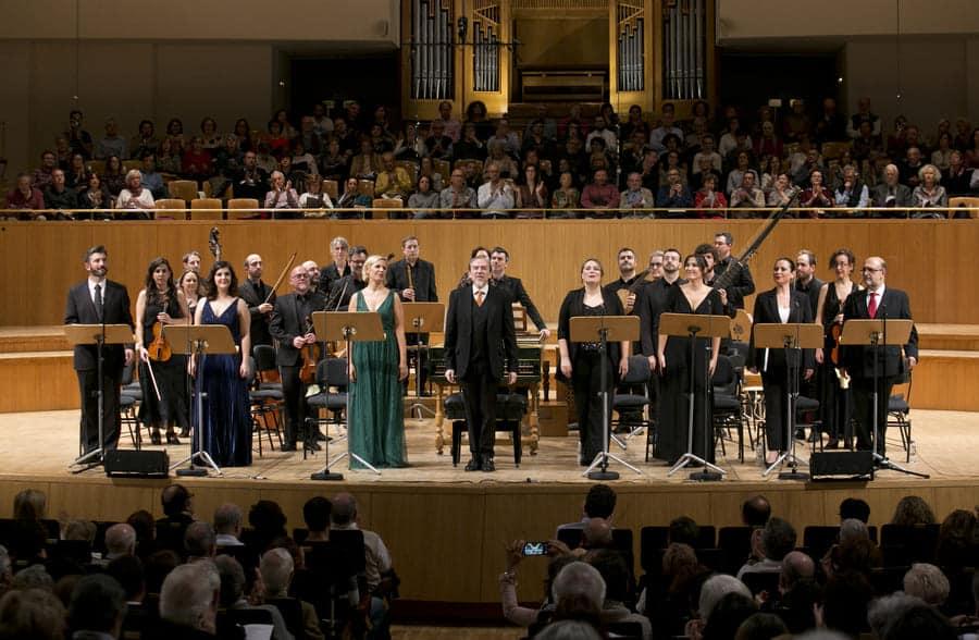 Coronis, ópera histórica recuperada por el CNDM, este domingo en 'Los conciertos de La 2'
