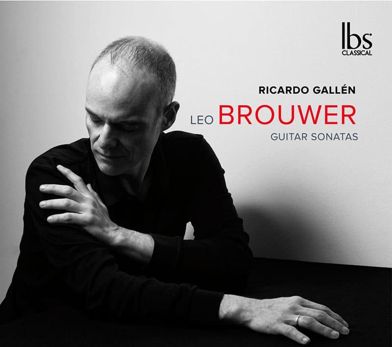 Leo Brouwer. Guitar Sonatas