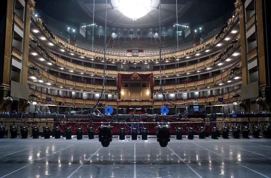 El Teatro Real abrirá sus puertas el 1 de julio con La traviata