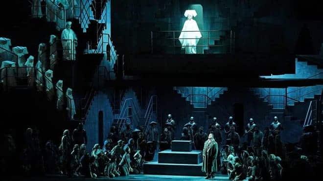 Este Sant Jordi revive la gira en Japón de la OBC con la ópera Turandot