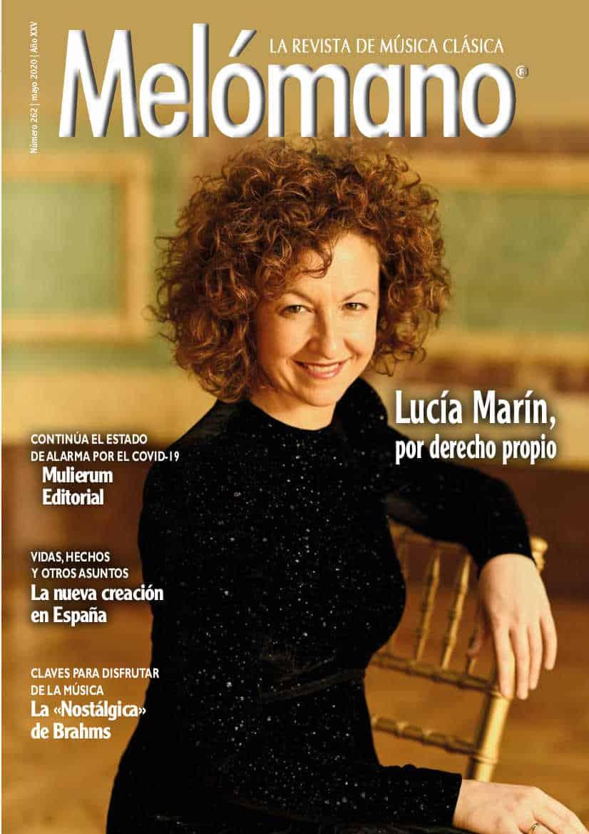 Melomano 262 portada
