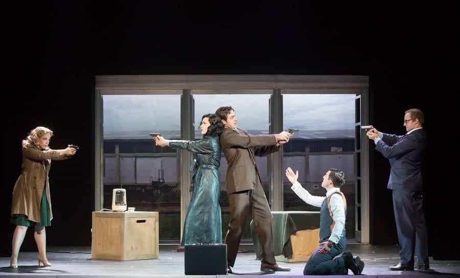 Rinaldo en el Theater an der Wien © Herwig Prammer