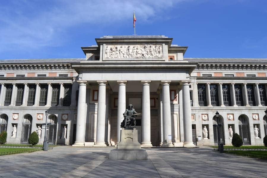 DOBLE Museo Nacional de Prado
