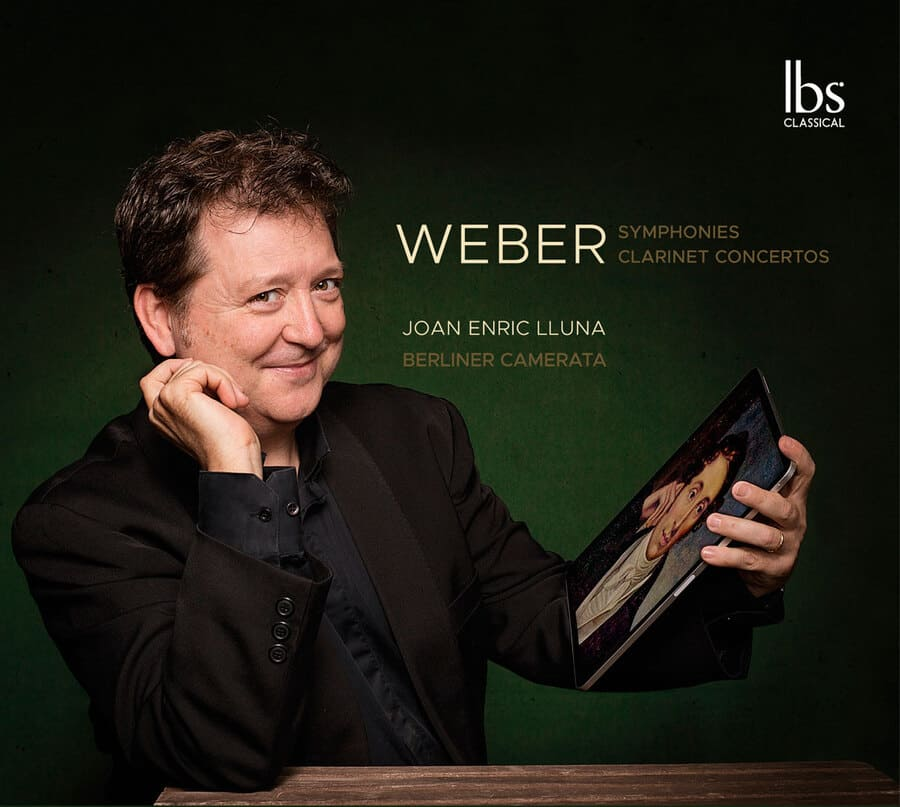 Weber: Symphonies & Clarinet Concertos