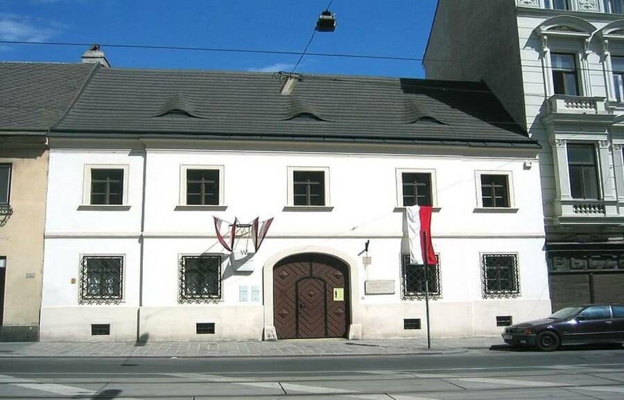 Casa natal de Schubert.