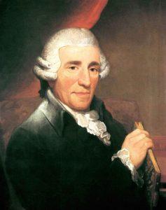 Franz Joseph Haydn, por Thomas Hardy.