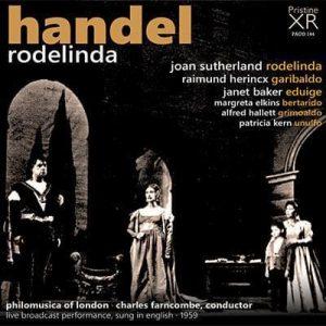 Rodelinda. Handel