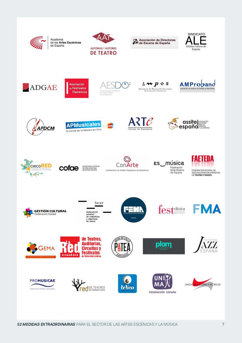 asociaciones sector musical