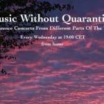 'Música sin cuarentena' toca a su fin