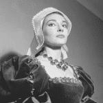 Maria Callas como Anna Bolena (1957) © Teatro alla Scala / Erio Piccagliani