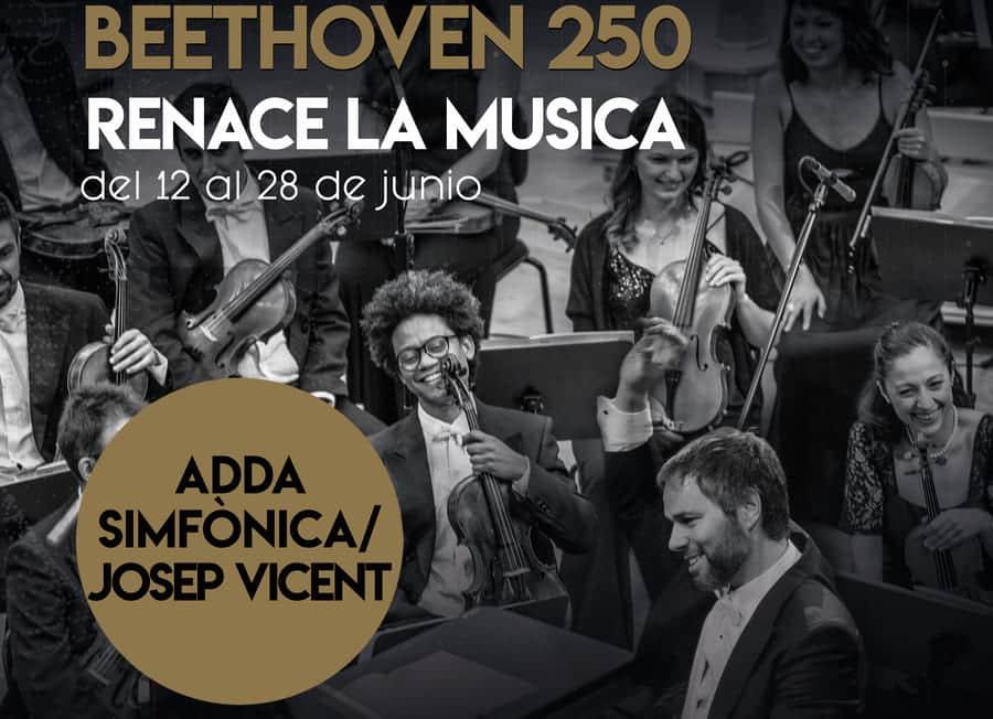 ADDA Simfònica regresa a los escenarios con el ciclo de conciertos gratuitos Renace la música