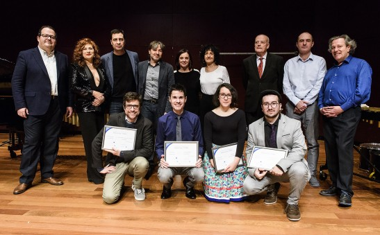 Abierta la convocatoria del Premio Jovenes Compositores Fundación SGAECNDM 2020