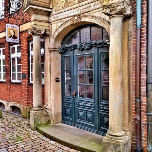 Museo de Johannes Brahms en Hamburgo