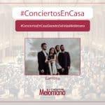 ConciertosEnCasa con Cantoria