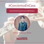 ConciertosEnCasa con el flautista Hernan Rodriguez(1)(1)