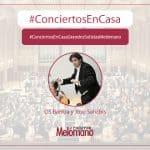 ConciertosEnCasa con la Orquesta Sinfonica de Bankia y Jose Sanchis
