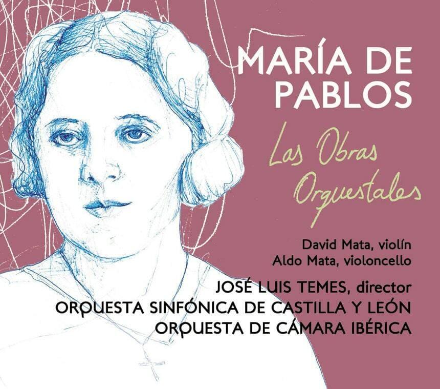 María de Pablos. Las obras orquestales