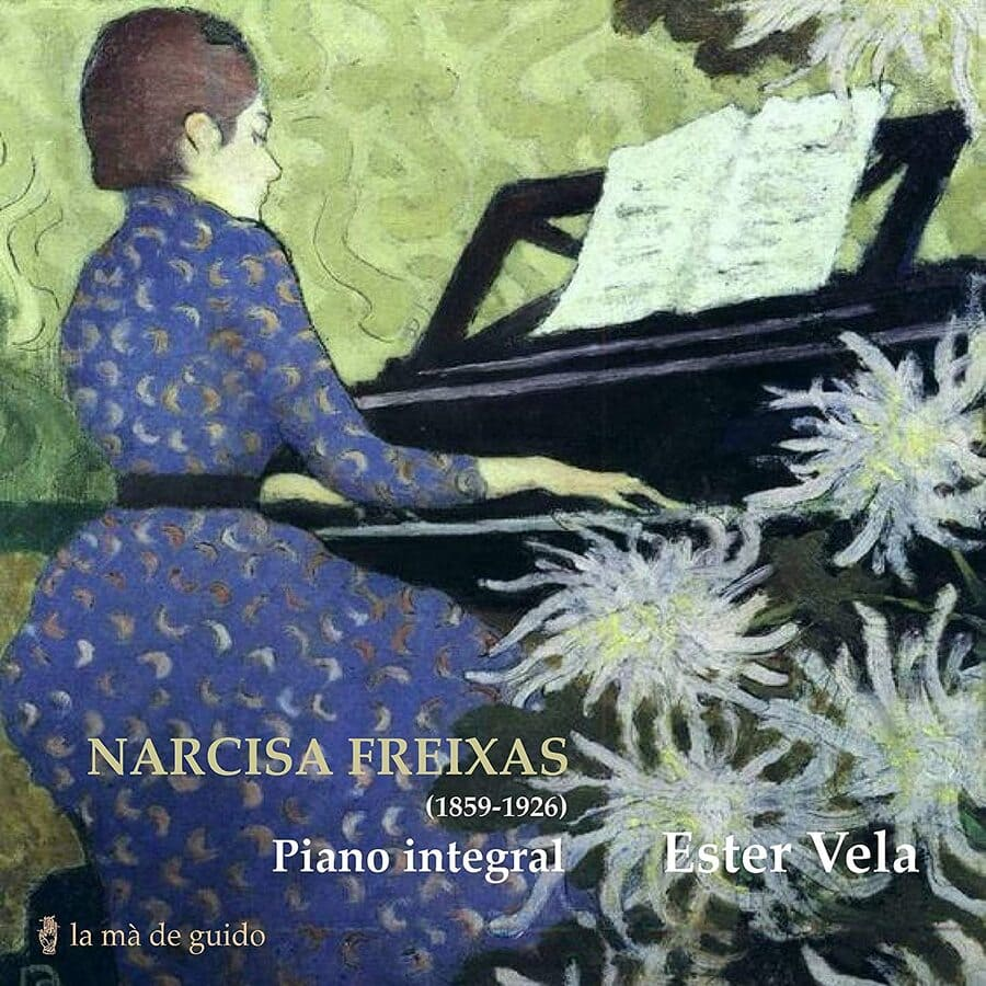 Narcisa Freixas: Piano integral