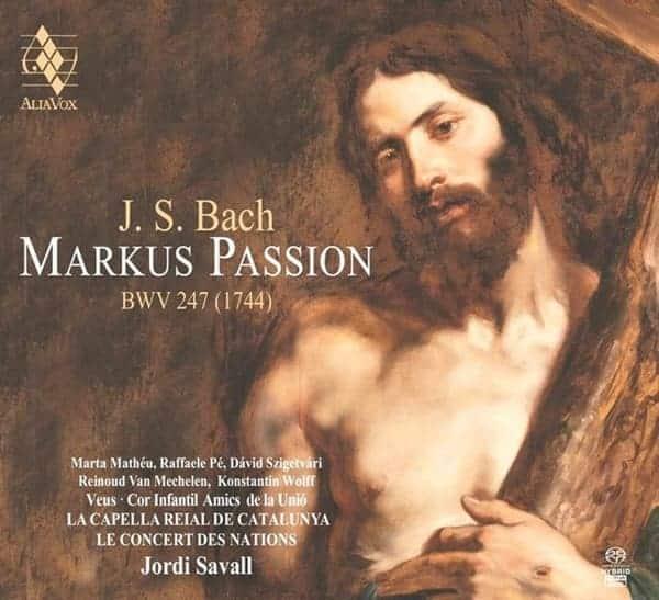 J. S. Bach: Markus Passion